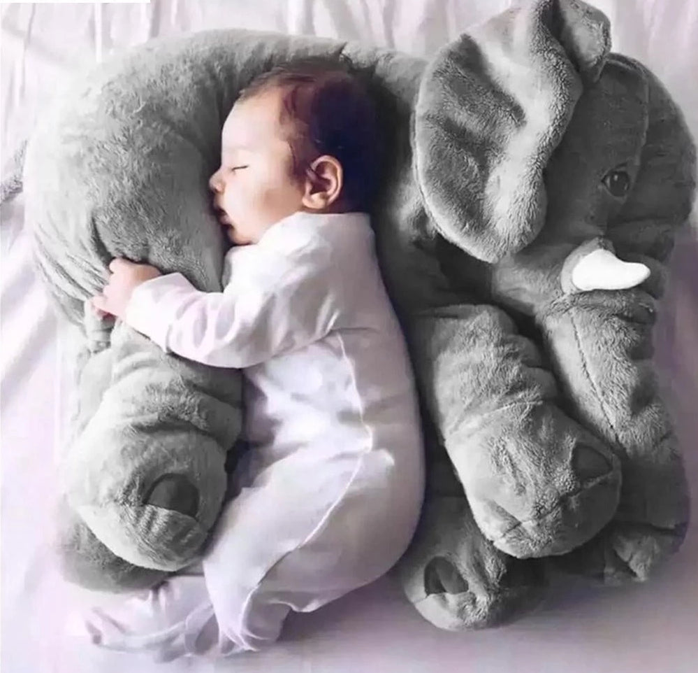 Large Jumbo Plush Elephant Toy