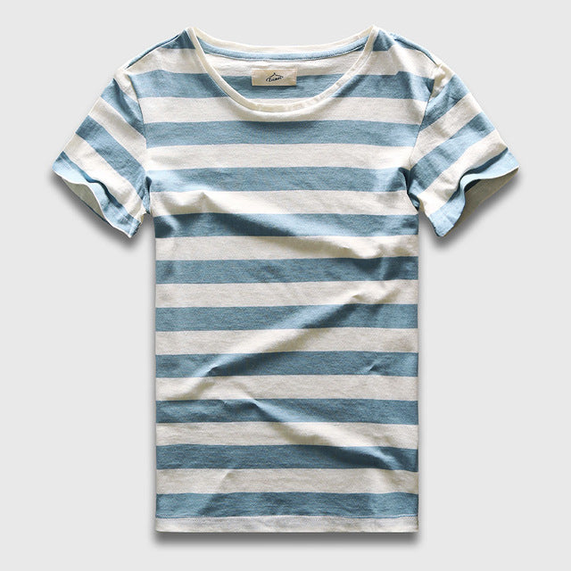 Stripe T-Shirt Men