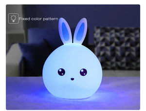 Rabbit Light Night Lamp