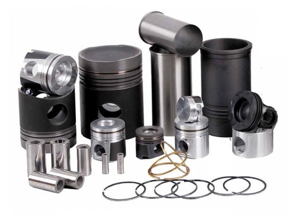 Cylinder liners, Piston rings, Engine bearings Overhaul kits