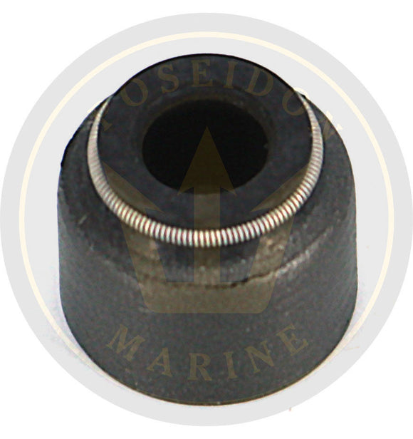 Exhaust valve stem seal for Yanmar 3JH 4JH RO: 121400-11340