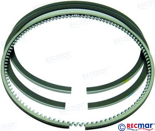 Piston ring STD for Volvo Penta D2-55 replaces 3583693