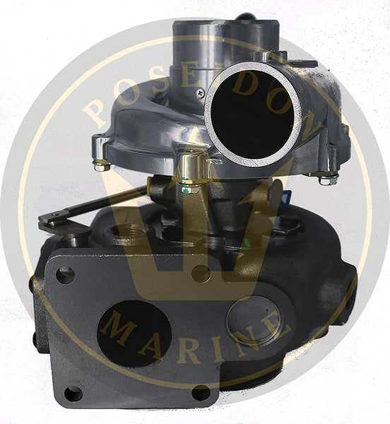 Turbo for Yanmar 4LHA-STE, 4LHA-STZE Replaces Yanmar 119175-18031