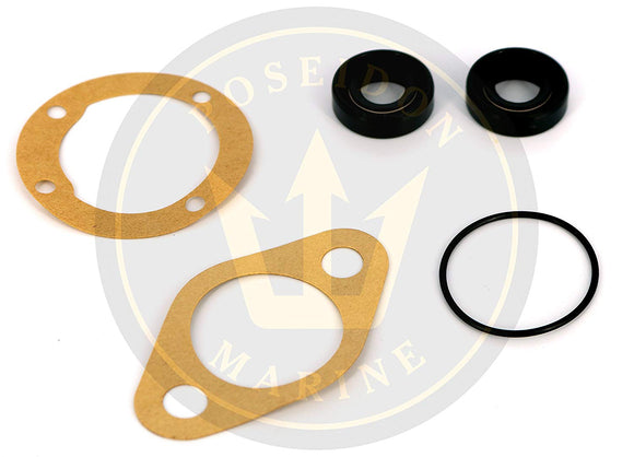 Water Pump Seal kit for Volvo Penta Using Impeller 3586496 with Seals 833996