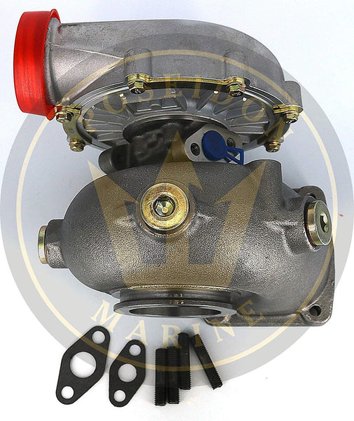 Turbo turbocharger for Volvo Penta 41 series replaces: 861260 838697 860918