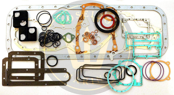 Conversion Gasket kit for Volvo Penta AD40 AQAD40 AQD40 TMD40 RO: 876349 875634