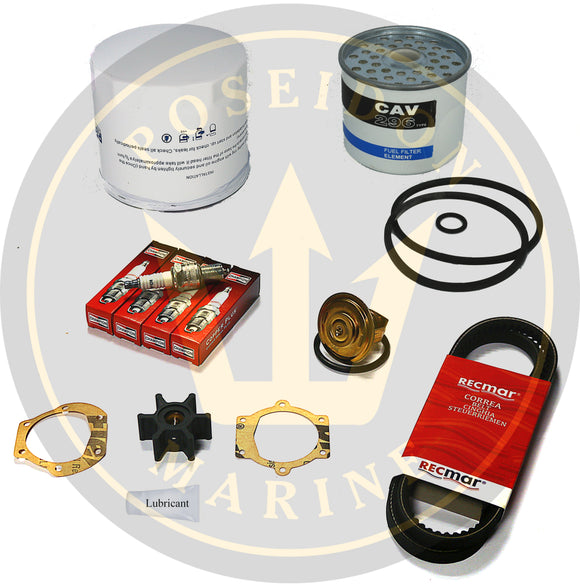 Service kit for Volvo Penta AQ115 AQ130 RO: 3517857 3581078 876080 3593659