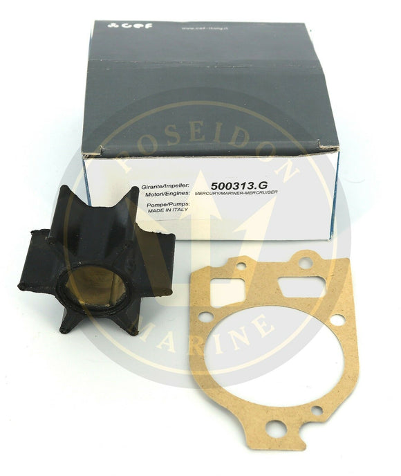 Impeller for Mercury and Mercruiser Alpha One Gen 1 RO: 47-89984T4