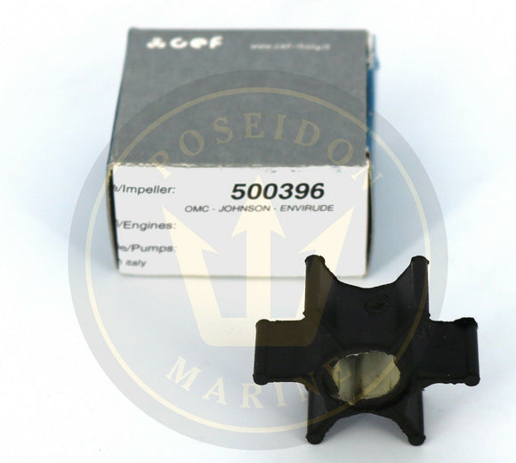 2.5A//3.5A//3.5B 309-65021-1 500396 New water pump impeller for Tohatsu Nissan