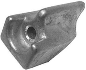 Aluminium Anode for Johnson-Evinrude 4-7.5HP RO:432397, 334451