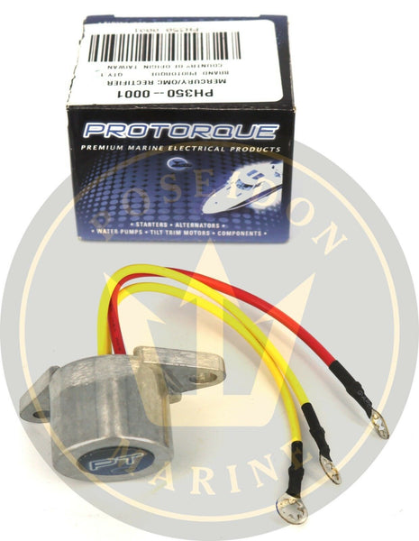 Regulator Rectifier for Johnson Evinrude 583408 582399 18-5708 6-10Amp