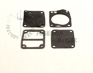 Fuel pump repair kit for Tohatsu M4C M5B M6B M8B M9.8B 369-03303-0 369-03306-0