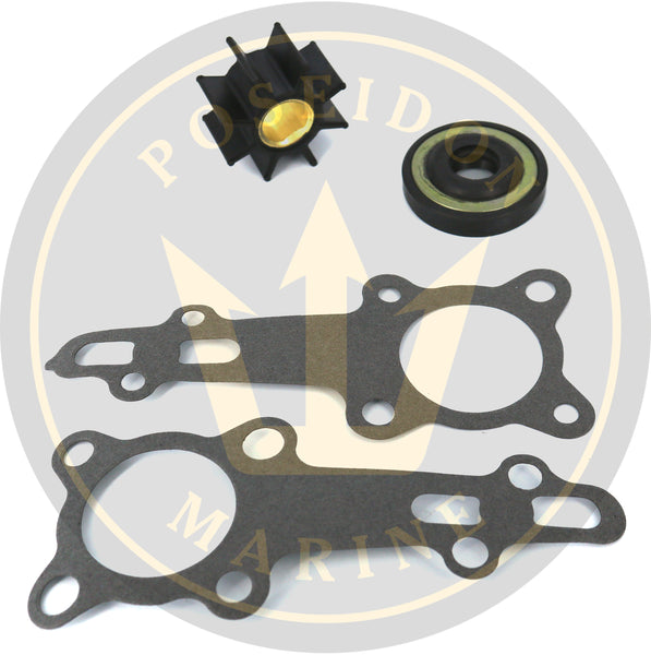 Water pump Impeller service kit for Honda outboard BF6A BF8A Replaces: 06192-881-C00
