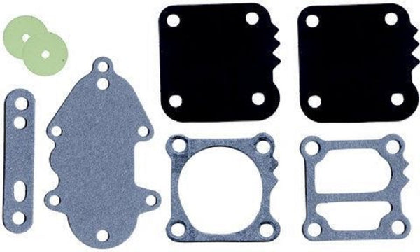 FUEL PUMP DIAPHRAGM REPAIR KIT FOR MERCURY OUTBOARD 30 45 65 HP 21-42990A10