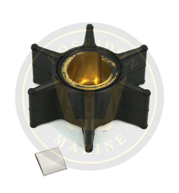 Impeller for Johnson Evinrude outboard 20-35HP RO : 395289 18-3051 key 344470