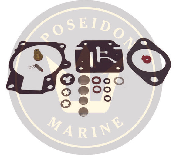 Carburetor repair kit for Johnson Evinrude RO: 396701 392061 398729