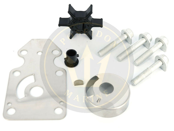 Water pump repair kit for Yamaha 9.9F 15F F15A RO : 63V-W0078-01
