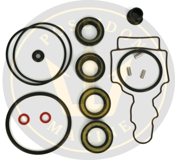 Lower gear case housing seal kit for Yamaha F20 F25 4 stroke RO: 65W-W0001-23