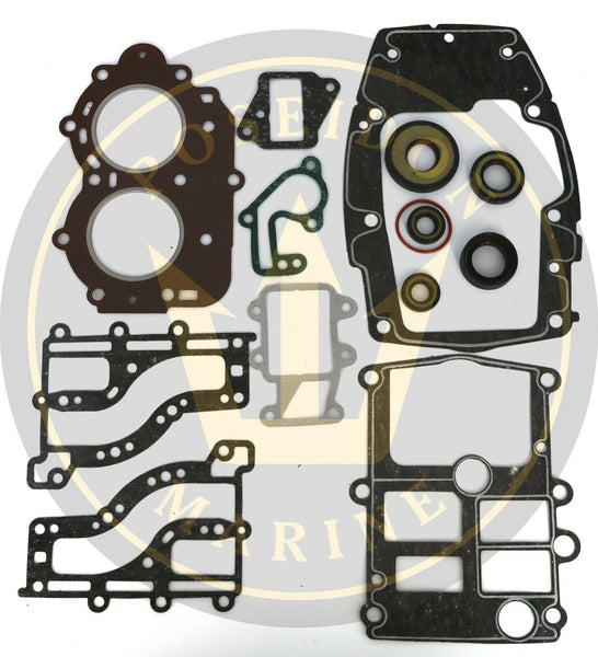 Head gasket set for Yamaha 9.9D 15D RO: 682-W0001-03 6E7-W0001-01 682-11181-01