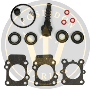 Lower gear case housing seal kit for Yamaha 9.9 15 two stroke RO: 683-W0001-21