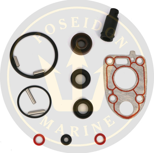 Lower gear case housing seal kit for Yamaha F2 F2.5 four stroke RO: 69M-WG001-20