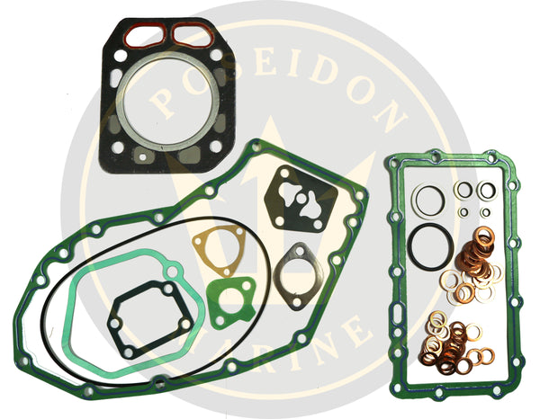 Head gasket set for Yanmar 1GM RO : 728170-92600 with 128170-01331