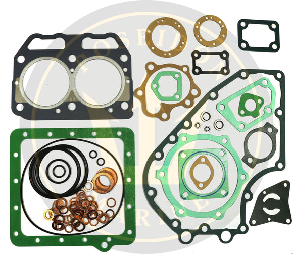 Head gasket set for Yanmar 2GM20 2GM20F RO : 728271-92605 with 128271-01911