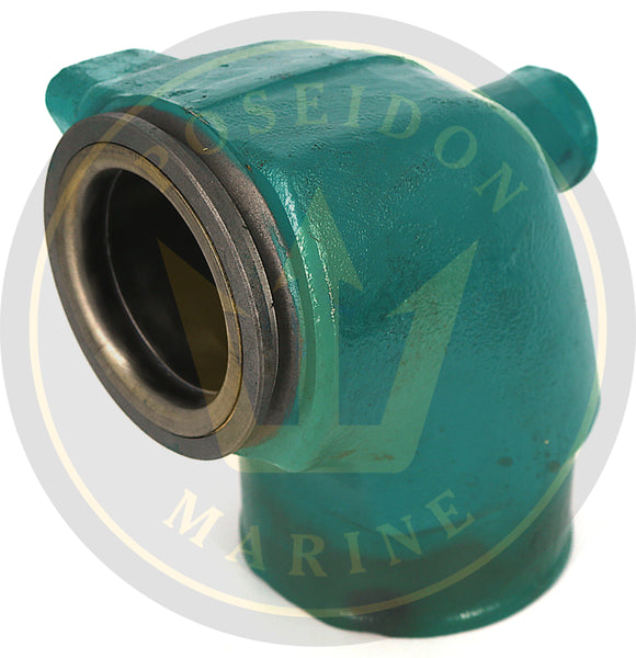 Exhaust Elbow for Volvo Penta Diesel, replaces : 861289 TMD31, KAD32, KAD42