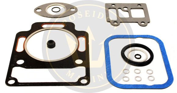 Head gasket set for  Volvo Penta MD1B MD2B MD3B AQD2B 876377 875500 89mm piston