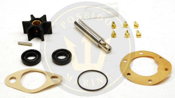 Water pump kit for Volvo Penta D1A MD1B AQD2B D2A MD2 MD2A MD2B MD6A 807368 833415