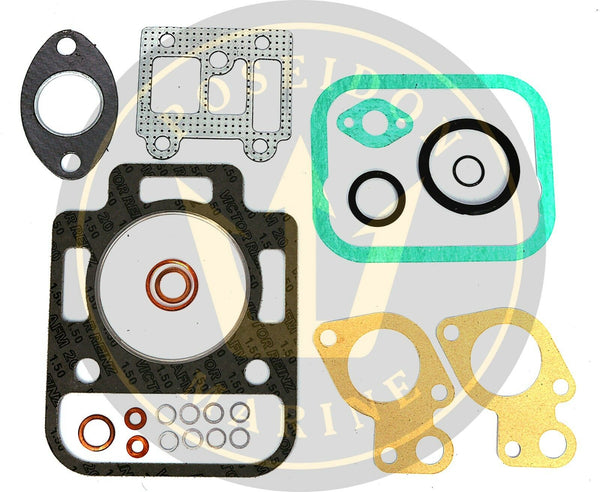 Head Gasket Set for Volvo Penta D1A MD1A D2A MD2 MD2A RO: 875422 876415 79mm Piston 18-3842 18-2596