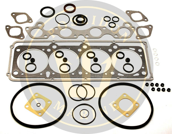 Head Gasket Set for Volvo Penta AQ125B AQ131 AQ145B AQ151 230 RO : 876302 876022