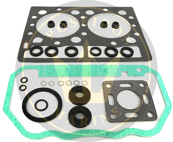 Head Gasket Set for Volvo Penta 2002 RO: 876308 with Head Gasket 859094 840328