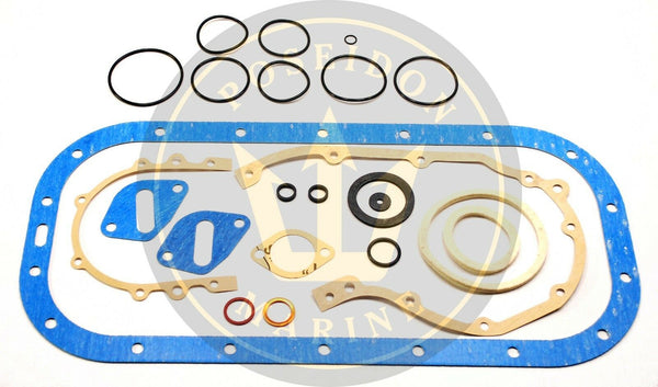 Conversion Gasket Set for Volvo Penta AQ90 AQ110 AQ120 AQ115 AQ130 RO: 876342 875400 18-2983