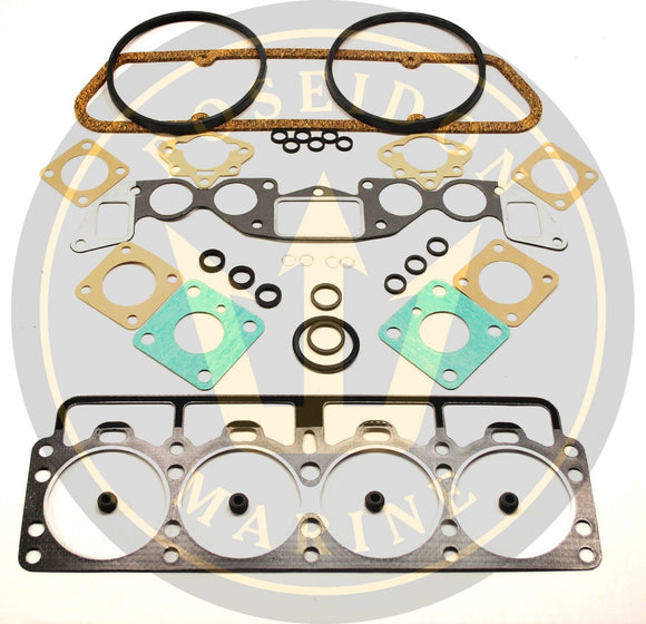 Head Gasket Set for Volvo Penta AQ115A AQ130A AQ130C MB20B RO : 876356 875401 18-2980