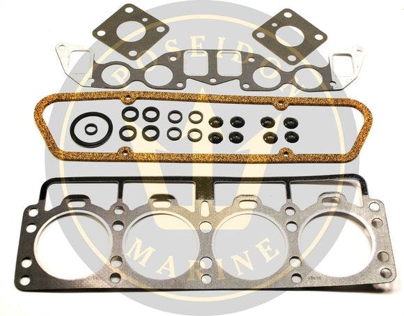 Head Gasket Set for Volvo Penta AQ60F AQ90 AQ95 AQ110 BB30 BB100 MB18 RO : 876357