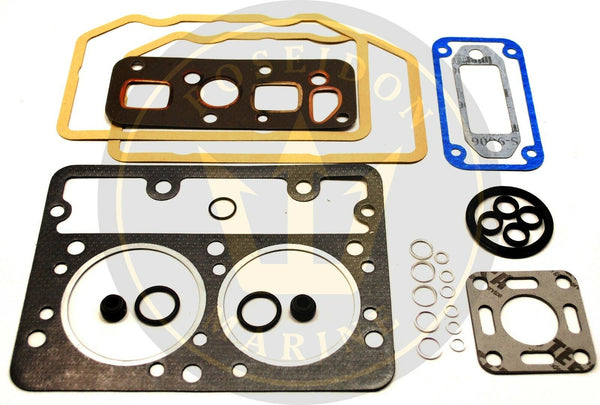 Head Gasket Set for Volvo Penta MD7A RO : 876430 875613 Head Gasket 3809167 1.3mm