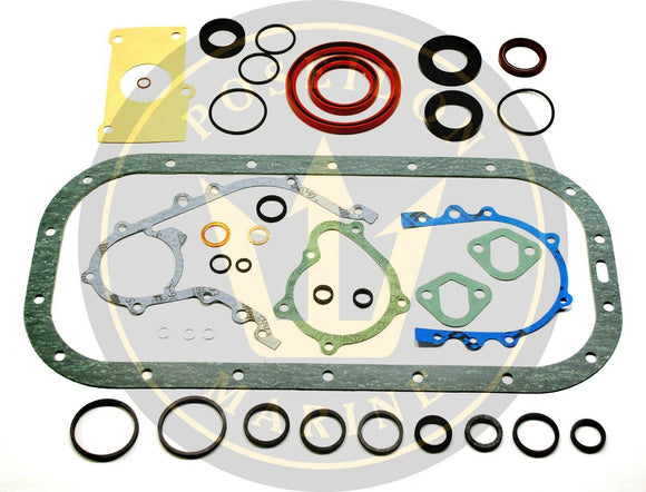 Conversion Gasket Set for Volvo Penta AQ125B AQ145B RO : 876448 876023 18-2997