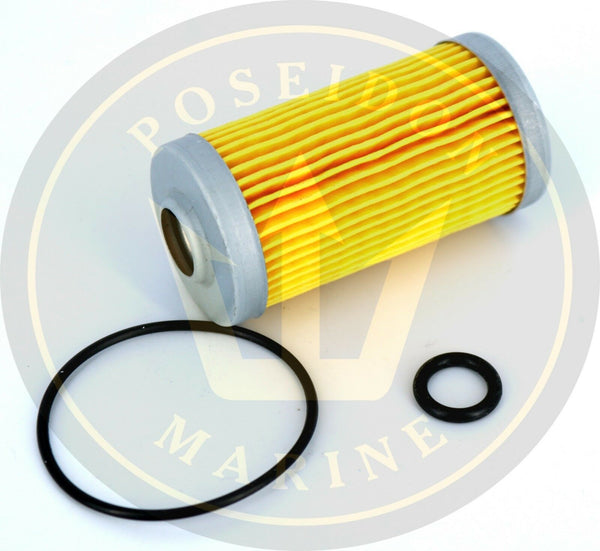 Fuel Filter kit for Yanmar 1GM 2GM 3GM RO: 104500-55710 24341-000440