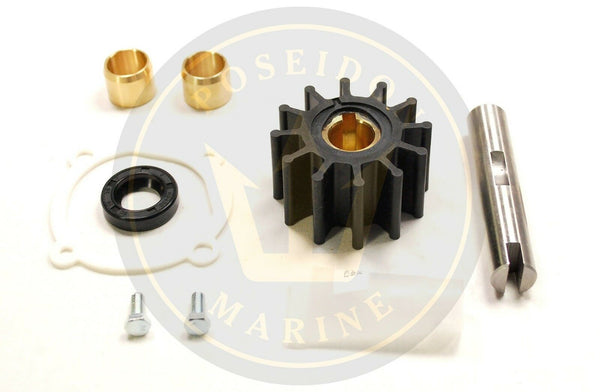 Water pump repair kit for Volvo Penta AQ120 AQ125 AQ131 AQ145 AQ151 RO:875575 875574