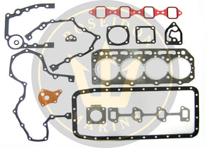 Head gasket set for Yanmar 4JH2-DTE E HTE RO : 729573-92605 with 129573-01351