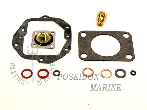 Carburettor repair for Volvo Penta AQ120B AQ140A BB140A RO : 841293 Solex 44PHN-3