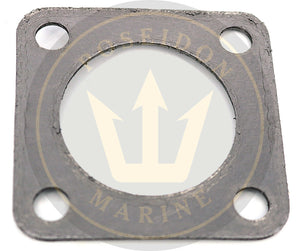 Elbow Gasket for Volvo Penta D1-13 D1-20 D1-30 D2-40 MD2010-40 RO: 861907 for 861906