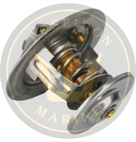 Thermostat for Yanmar 6LYM 6LY 76.5° RO: 119593-49550