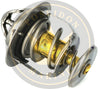 Thermostat for Yanmar 3JH 4JH 76.5° RO: 129470-49801
