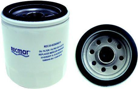 OIL FILTER FOR YAMAHA OUTBOARD 150 200 225 250 HP RO: 69J-13440-00