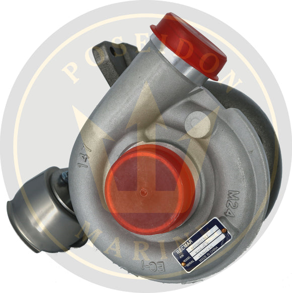 Turbo for Volvo Penta D3-110I-D, I-E, I-F, I-G, I-H D3-140, 150, 170, 200, 220 Replaces 3801387