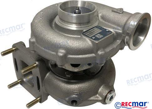 Turbo for Volvo Penta KAMD44P-A,P-C KAD44P,P-B,P-C replaces 3581755 3802105 3802112
