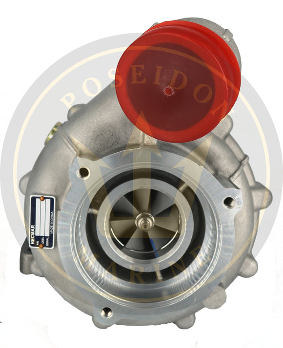 Turbo for Volvo Penta D4-180 D4-210 D4-225, Replaces 3802150