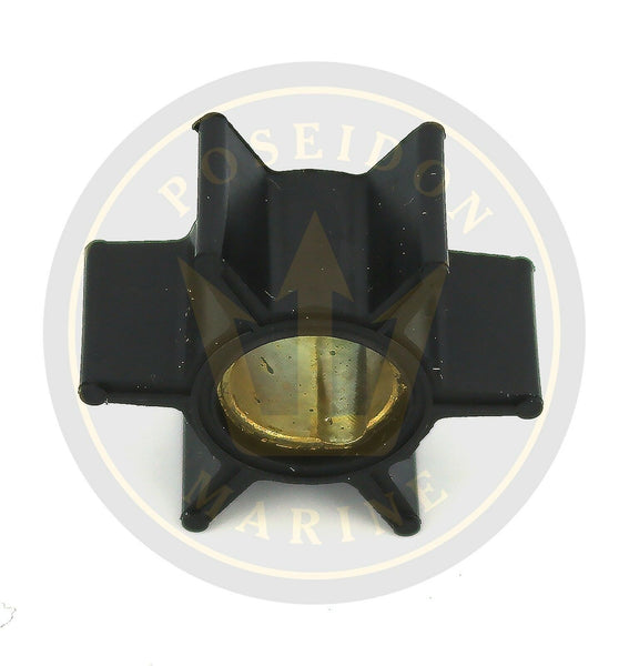 Impeller For Mercury 4, 4.5, 7.5, and 9.8 hp 1975 - 1985 .438 I.D. 47-89980